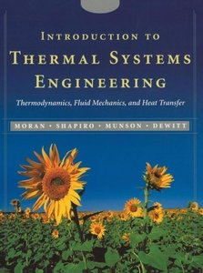 9780471204909   Introduction to Thermal Systems Engineering