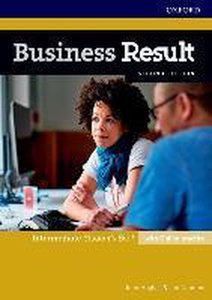 9780194738866 | Business Result: Intermediate. Student's Book with Online Practice