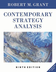 Contemporary Strategy Analysis | 9781119120841