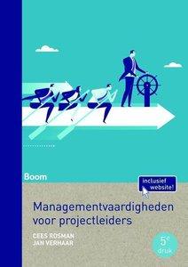 Managementvaardigheden voor projectleiders   9789058758439