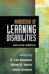 Handbook of Learning Disabilities   9781462508495