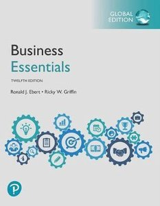 Business Essentials, Global Edition   9781292268996