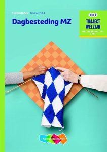 9789006622102   Traject Welzijn - Dagbesteding MZ niveau 3/4 Theorieboek
