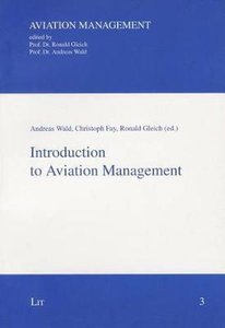 Introduction to Aviation Management   9783643106261