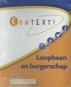 Context - Context! Loopbaan en burgerschap   9789037205633