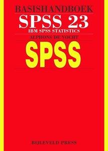 Basishandboek SPSS 23 | 9789055482511