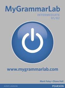 Mygrammarlab Intermediate   9781408299166