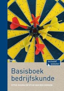 Basisboek bedrijfskunde | 9789024407460