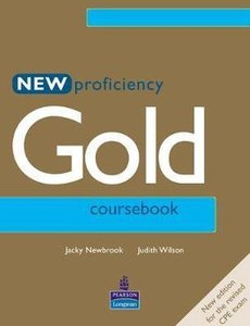 New Proficiency Gold Course Book | 9780582507272