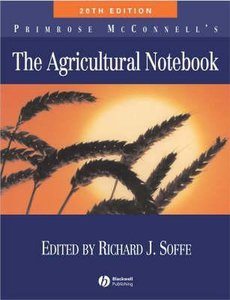The Agricultural Notebook | 9780632058297