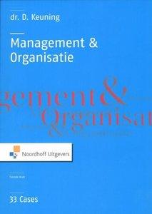 Management & organisatie | 9789001809775