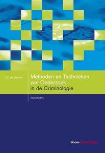 9789462368347   Studieboeken Criminologie & Veiligheid - Methoden en technieken van onderzoek in de criminologie