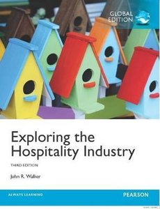 Exploring the Hospitality Industry, Global Edition | 9781292102801