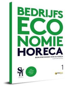 Bedrijfseconomie voor de horeca deel 1   9789052113494