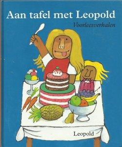Aan Tafel Met Leopold | 9789025834937