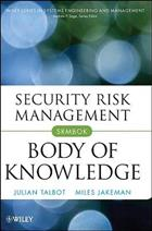 Security Risk Management Body of Knowledge | 9780470454626