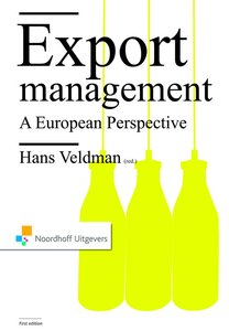 Export Management: A European Perspective | 9789001700324