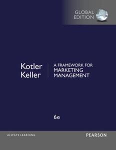A Framework for Marketing Management | 9781292093147