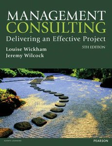 Management Consulting 5th edn | 9781292127606