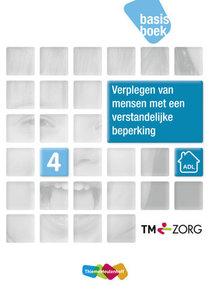 Verplegen Van Mensen Met Een Verstand Beperking / Niveau 4 / Deel Basisboek / 9789006924503
