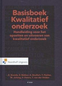 Basisboek Kwalitatief Onderzoek   9789001888183