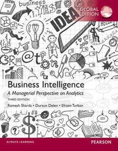 Business Intelligence, International Edition | 9781292004877