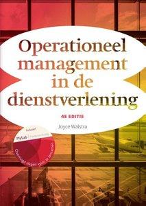 9789043034975   Operationeel management in de dienstverlening - 4e editie