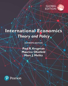 International Economics | 9781292214870