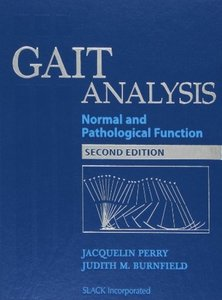 Gait Analysis | 9781556427664