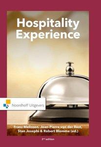 Hospitality Experience   9789001885786
