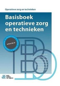 9789036817554 | Operatieve zorg en technieken - Basisboek operatieve zorg en technieken