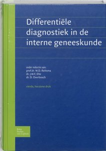 9789031342822 | Differentiele diagnostiek in de interne geneeskunde
