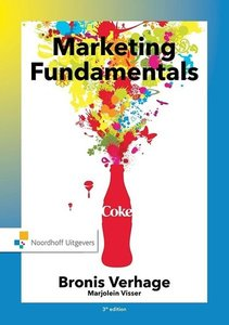 9789001853228 | Marketing fundamentals, an international perspective