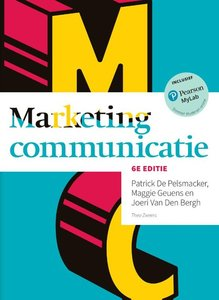 Marketingcommunicatie | 9789043036368