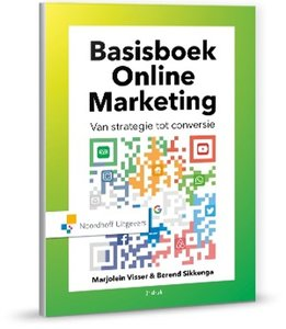 Basisboek online marketing | 9789001887148