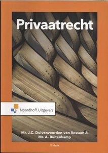 Privaatrecht | 9789001886356