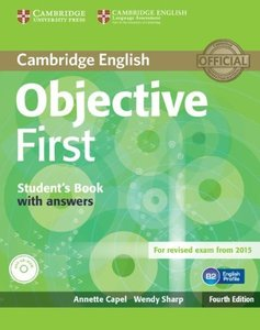 Objective First Student's Book with Answers   9781107628304